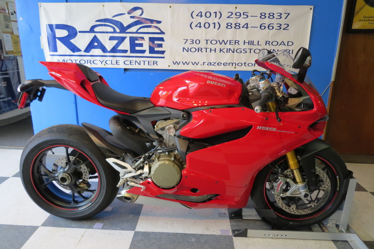 2012 Ducati 1199S ABS, motorcycle listing