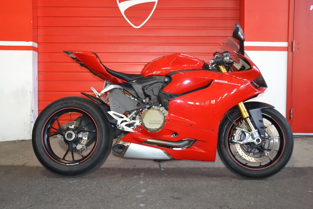 2012 Ducati 1199S ABS Panigale, motorcycle listing