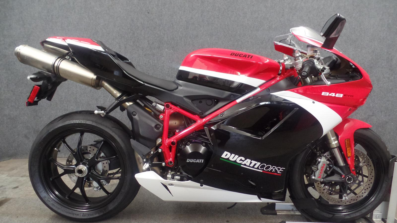 2012 Ducati Evo Corse 848 Special Edition, motorcycle listing