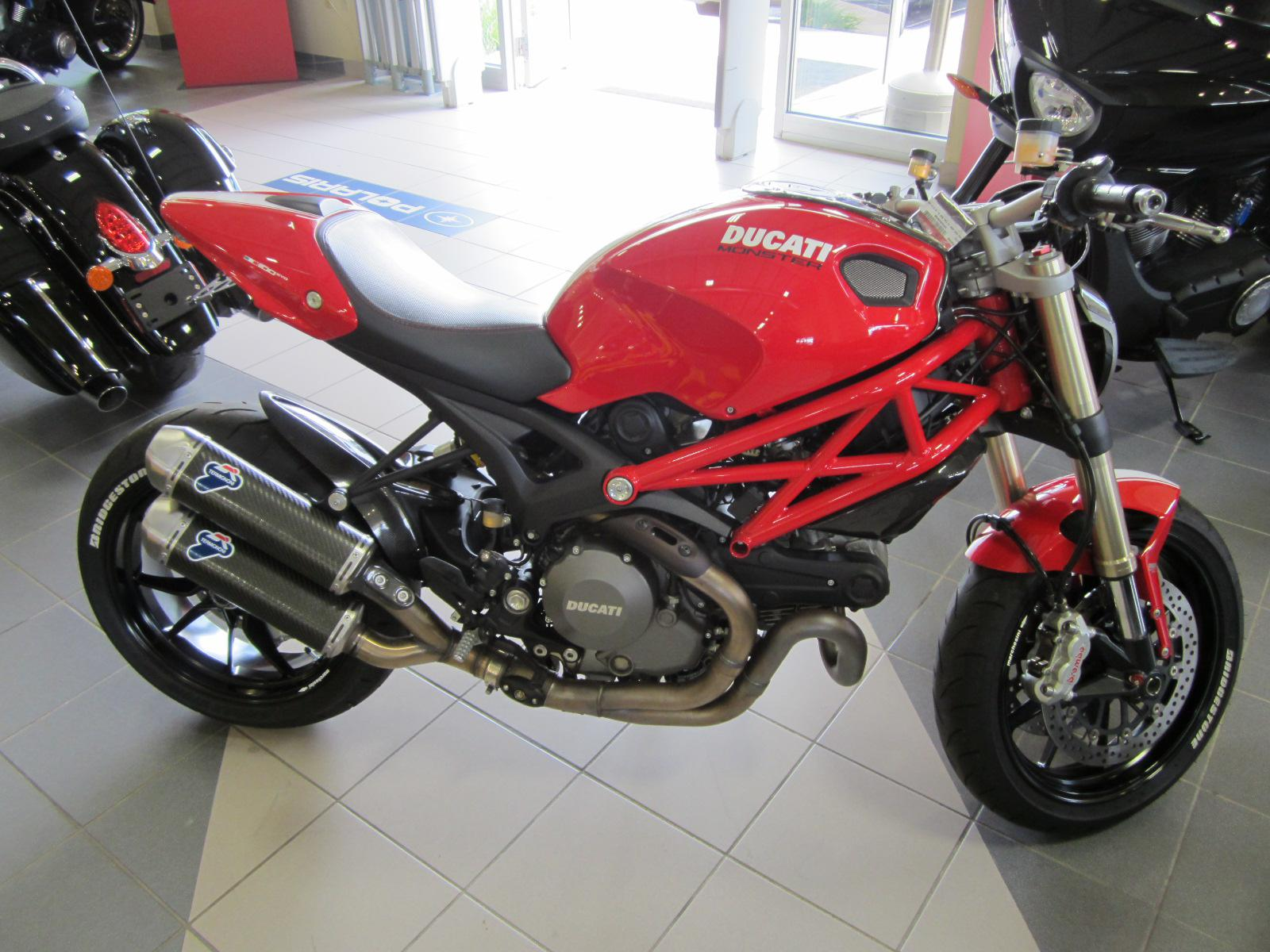 2012 Ducati MONSTER 1100, motorcycle listing