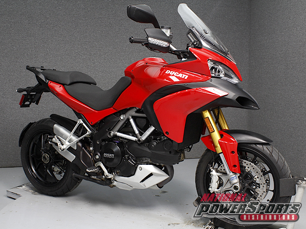 2012 Ducati MTS1200S MULTISTRADA 1200, motorcycle listing