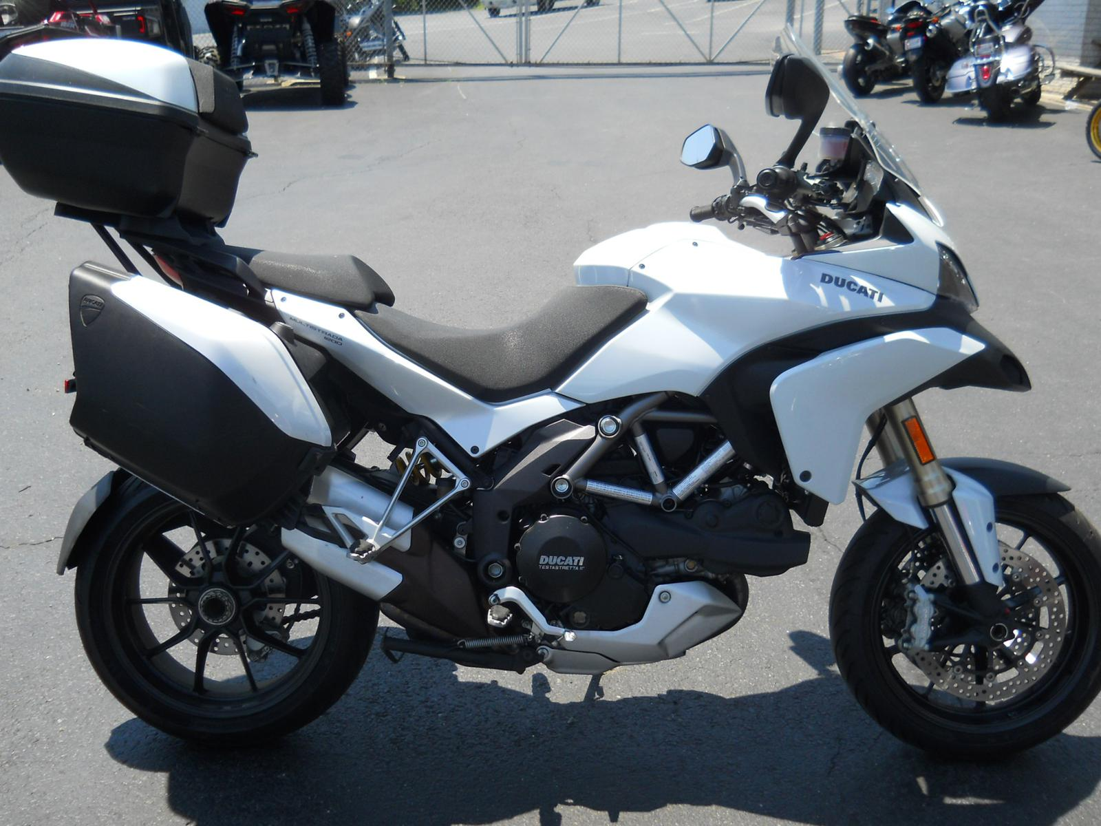 2012 Ducati MULTISTRADA 1200S TO, motorcycle listing