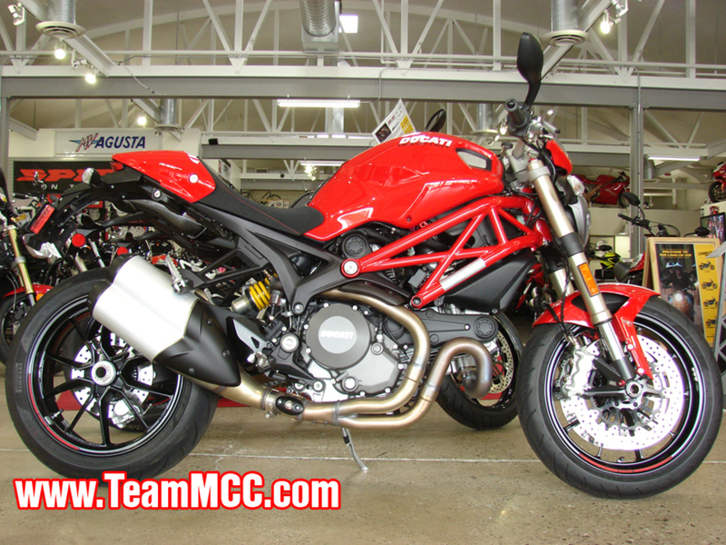 2012 Ducati Monster 1100 EVO, motorcycle listing