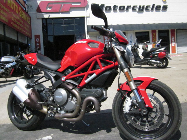 2012 Ducati Monster 1100 Evo ABS, motorcycle listing