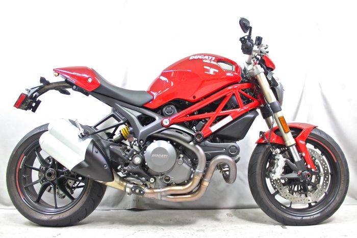 2012 Ducati Monster 1100EVO, motorcycle listing