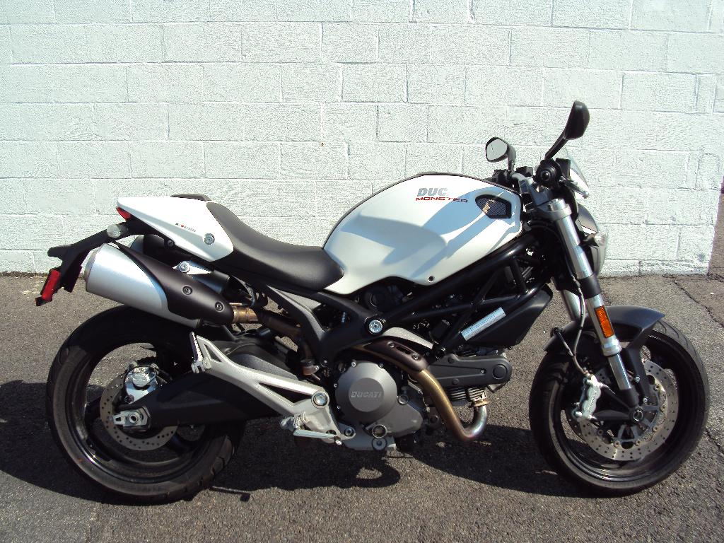 2012 Ducati Monster 696 Abs, motorcycle listing