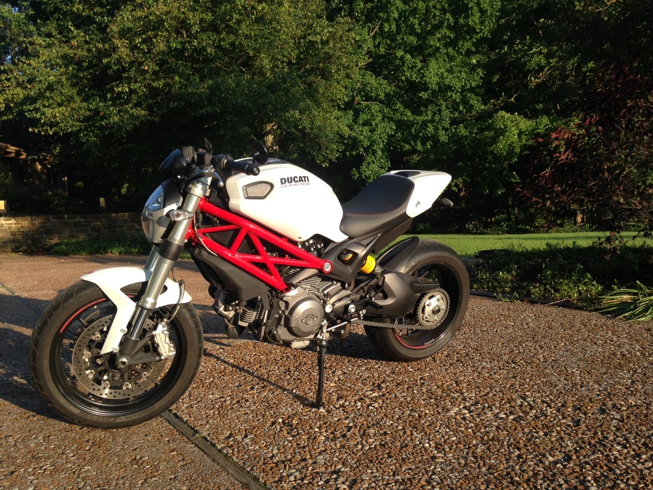 2012 Ducati Monster 796, motorcycle listing