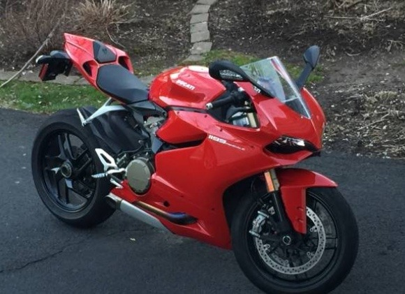 2012 Ducati Superbike 1199 PANIGALE, motorcycle listing