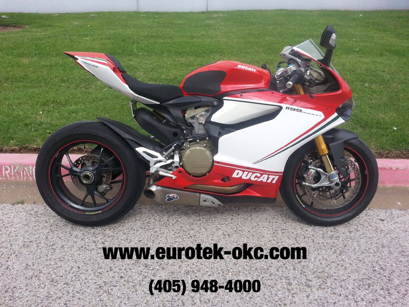 2012 Ducati Superbike 1199 Panigale S Tricolore, motorcycle listing