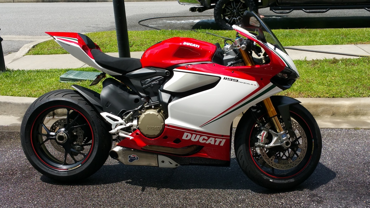 2012 Ducati Superbike S TRICOLORE, motorcycle listing