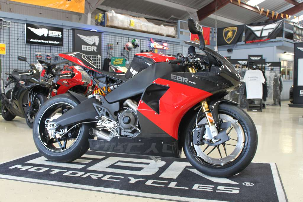 2012 EBR 1190RS, motorcycle listing