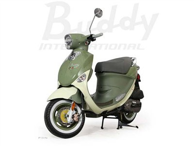 2012 Genuine Scooter Company Buddy International Italia (150 cc)