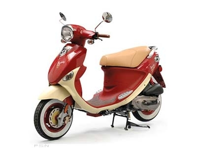 2012 Genuine Scooter Company Buddy International Pamplona (150 cc)