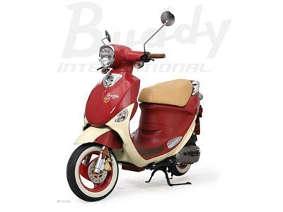 2012 Genuine Scooter Company Buddy Lil International Pamplona (50 cc)