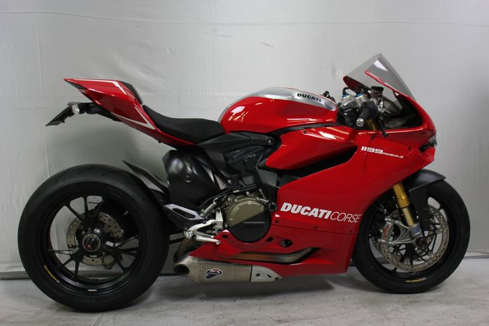2013 Ducati 1199 Panigale R, motorcycle listing