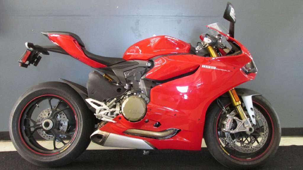 2013 Ducati 1199 Panigale S, motorcycle listing