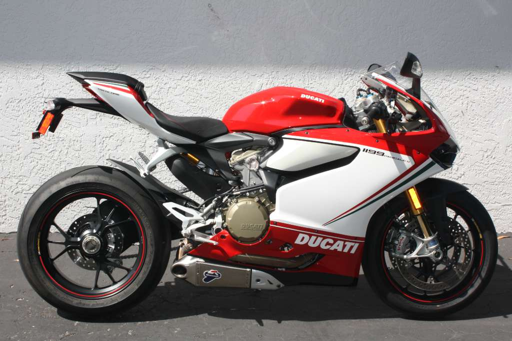 2013 Ducati 1199 Panigale S Tricolore, motorcycle listing