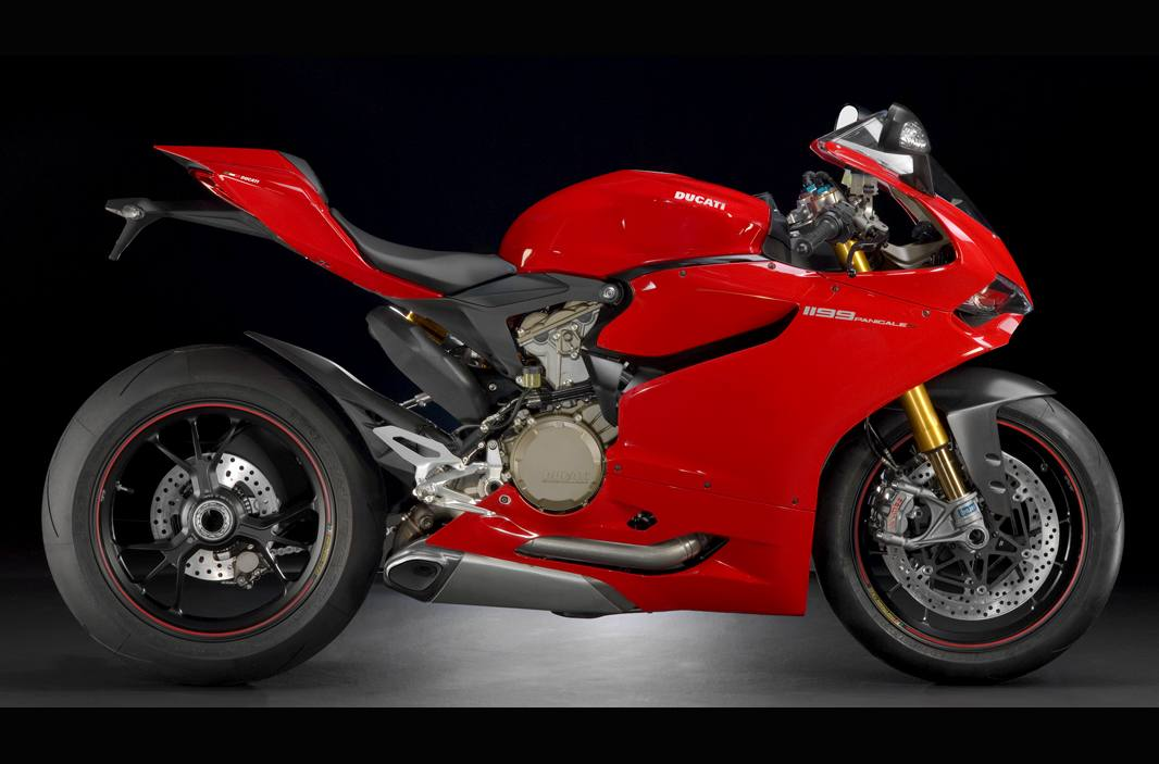 2013 Ducati 1199 S ABS, motorcycle listing
