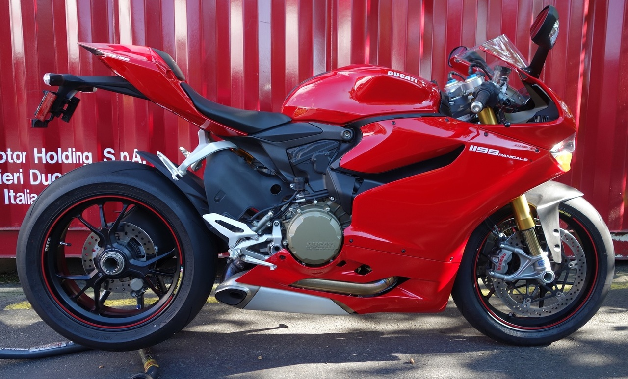 2013 Ducati 1199S ABS, motorcycle listing