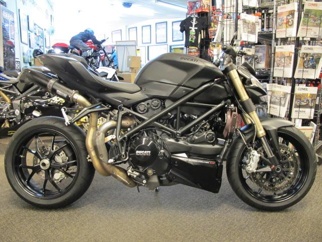 2013 Ducati 848 STREET FIGHTER, motorcycle listing