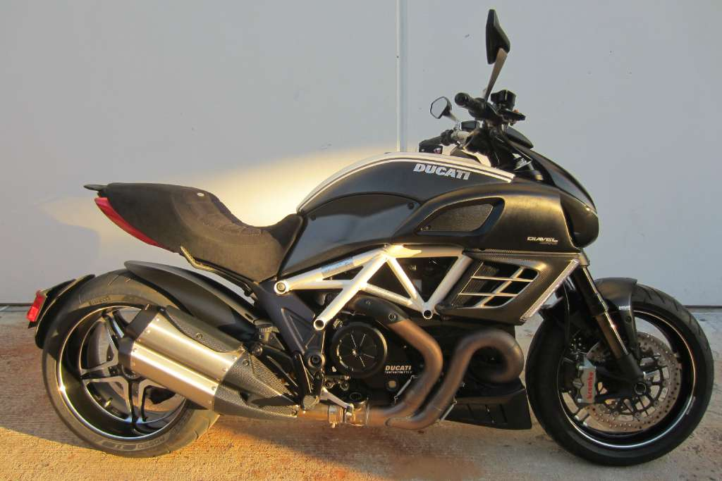 2013 Ducati Diavel Carbon AMG, motorcycle listing