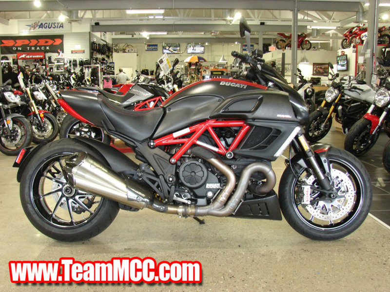 2013 Ducati Diavel Carbon, motorcycle listing