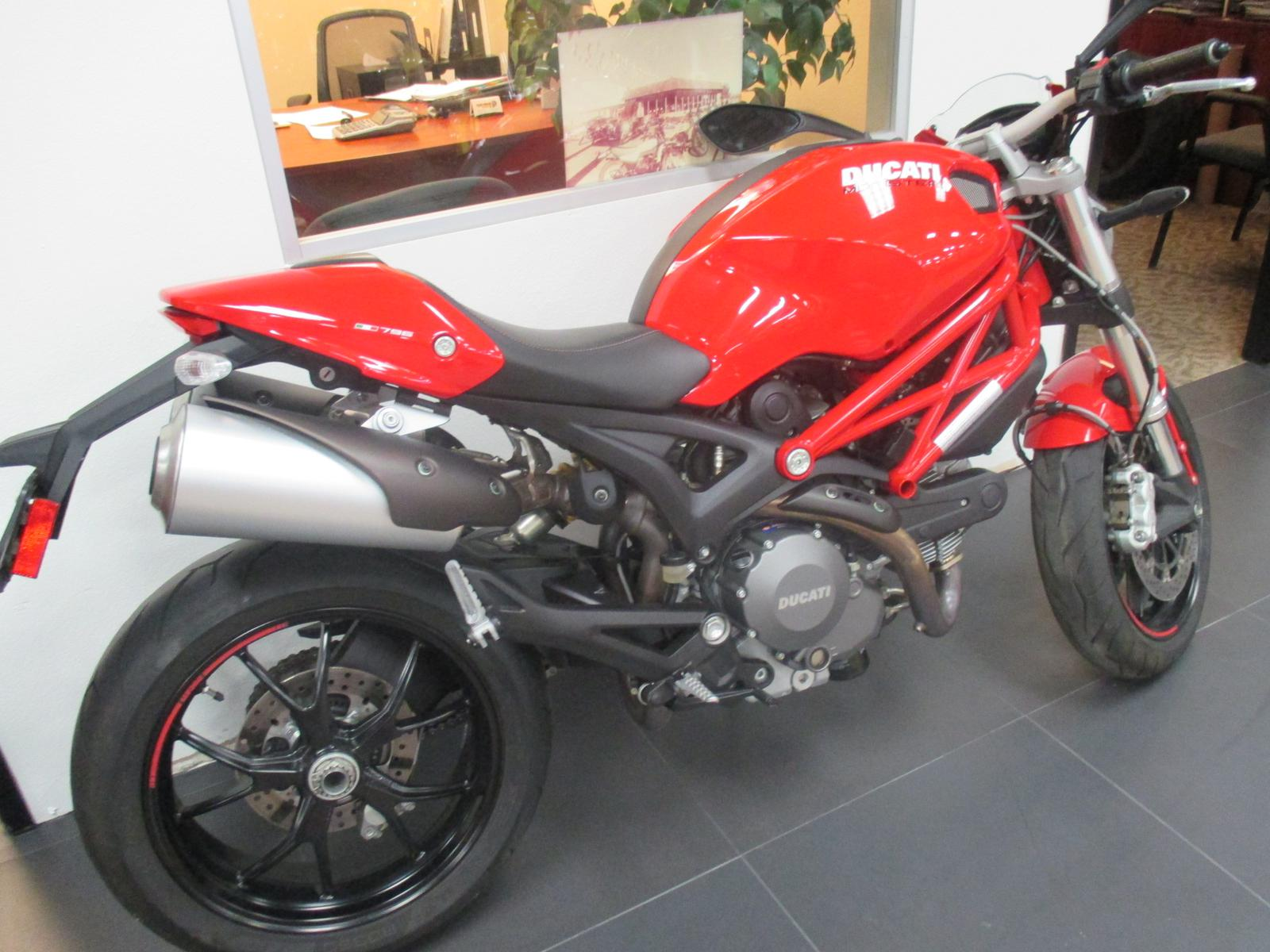 2013 Ducati MONSTER 796, motorcycle listing