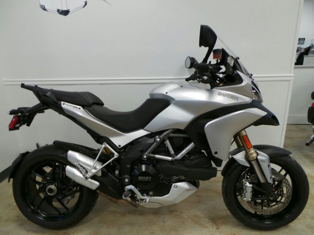 2013 Ducati MTS 1200 ABS, motorcycle listing