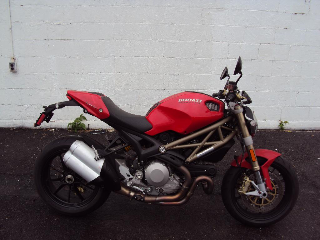 2013 Ducati Monster 1100 EVO 20th Anniversary Edition, motorcycle listing