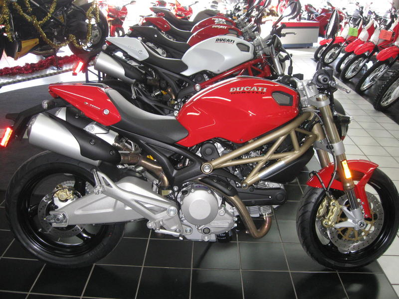 2013 Ducati Monster 20th Anniversary, motorcycle listing