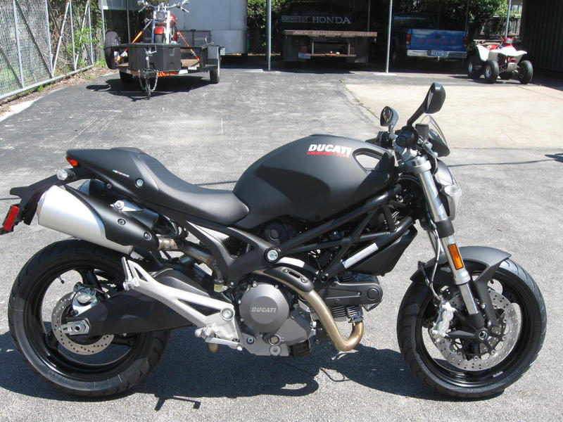 2013 Ducati Monster, motorcycle listing