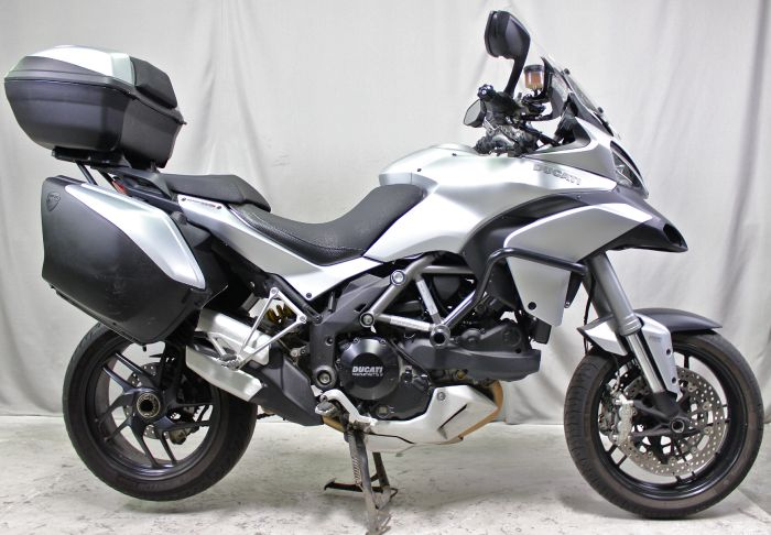 2013 Ducati MultiStrada 1200S Touring, motorcycle listing