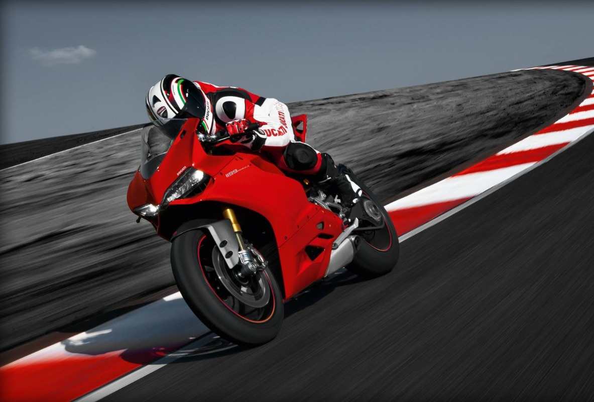 2013 Ducati PANIGALE 1199S, motorcycle listing