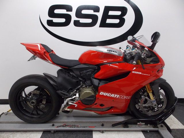 2013 Ducati Panigale 1199R, motorcycle listing