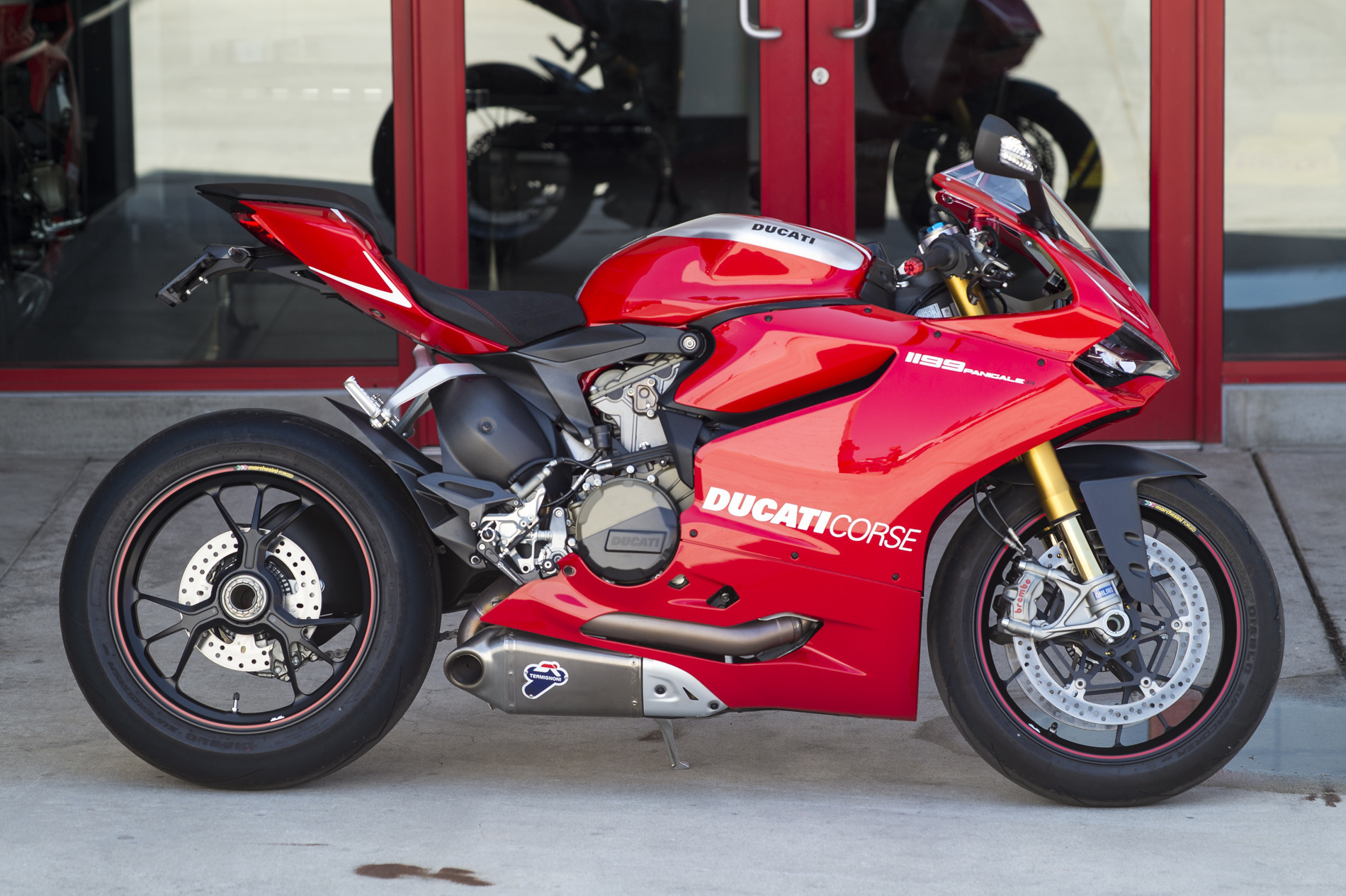 2013 Ducati SUPERBIKE 1199 PANIGALE R, motorcycle listing