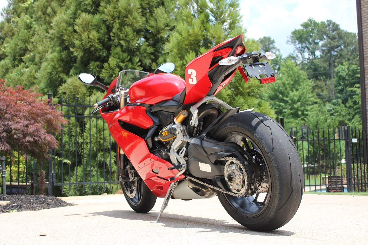 2013 Ducati Superbike 1199 PANIGALE, motorcycle listing