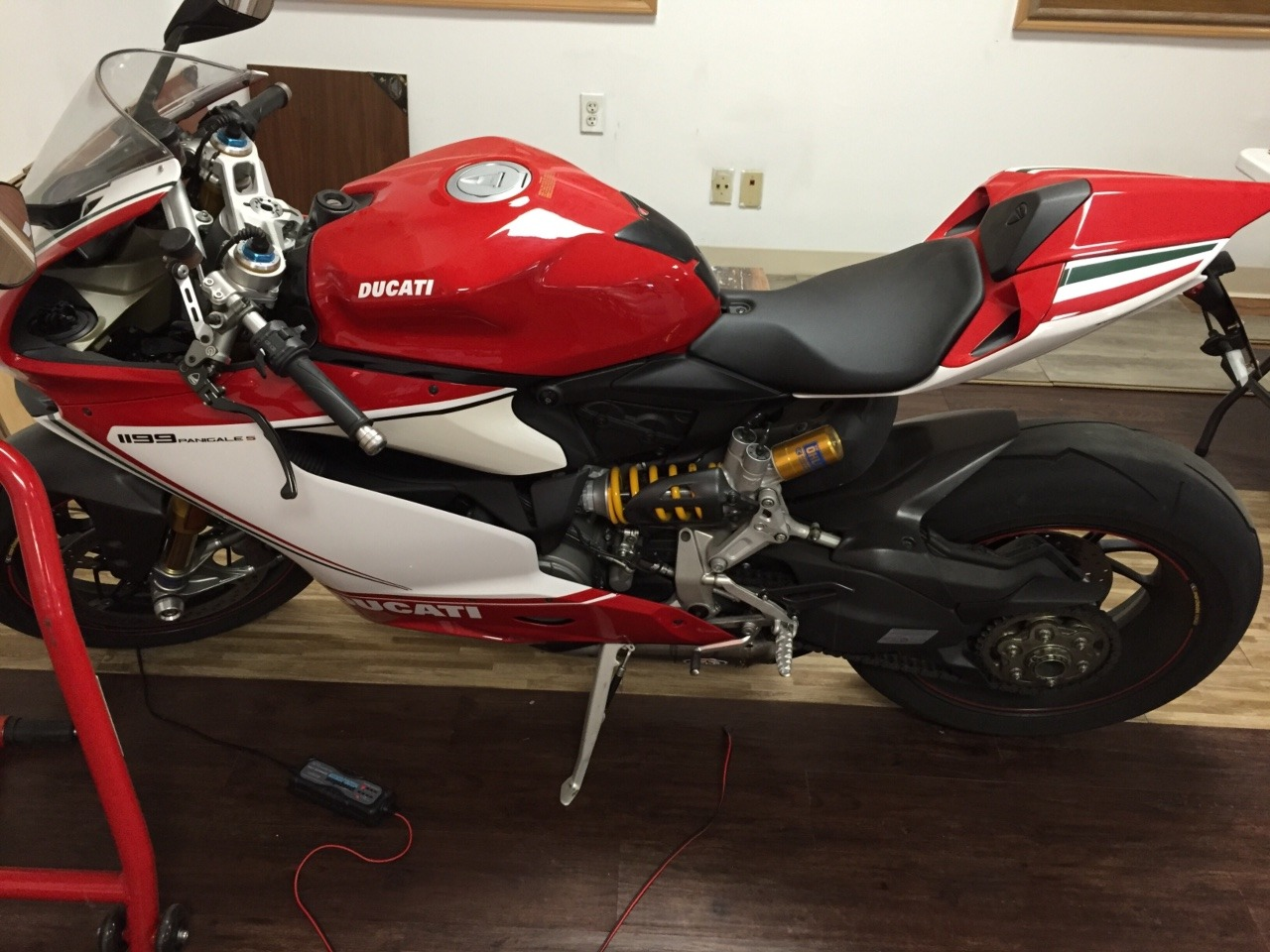2013 Ducati Superbike 1199 PANIGALE S, motorcycle listing