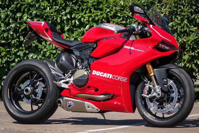 2013 Ducati Superbike 1199 Panigale R ABS, motorcycle listing