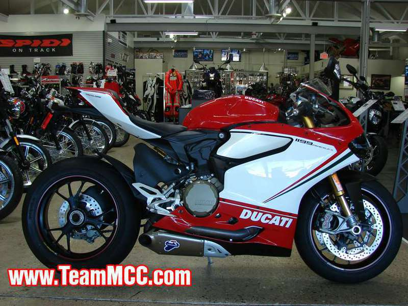 2013 Ducati Superbike 1199 Panigale S Tricolore, motorcycle listing
