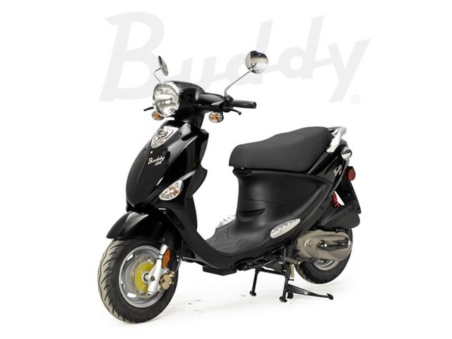 2013 Genuine BUDDY 125, motorcycle listing