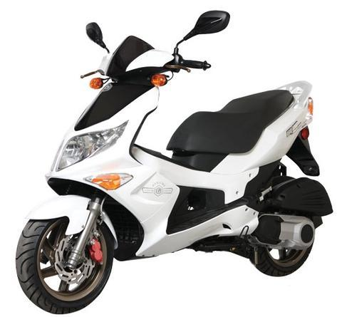 2013 Genuine Scooter BLUR 220I, motorcycle listing