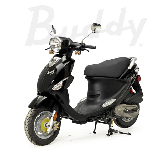 2013 Genuine Scooter Company BUDDY 125, motorcycle listing