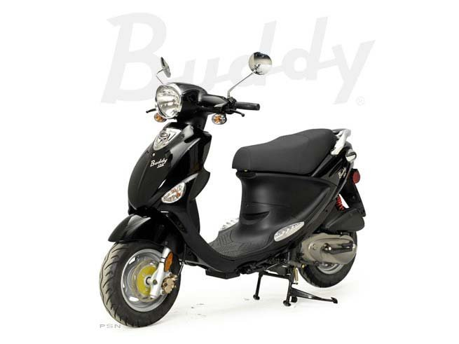 2013 Genuine Scooter Company Buddy (125 cc), motorcycle listing