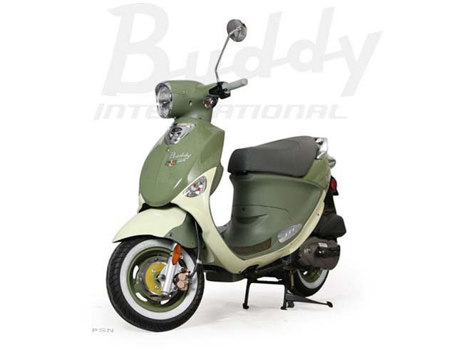 2013 Genuine Scooter Company Buddy