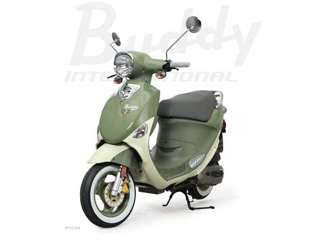 2013 Genuine Scooter Company Buddy Lil International
