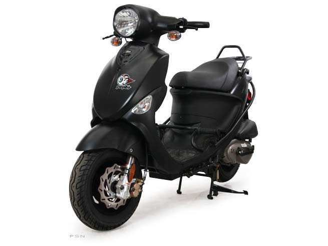 2013 Genuine Scooter Company Psycho Buddy (125 cc), motorcycle listing