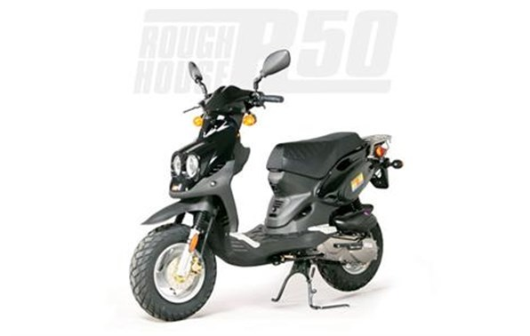 2013 Genuine Scooter Company ROUGHHOUSE, motorcycle listing