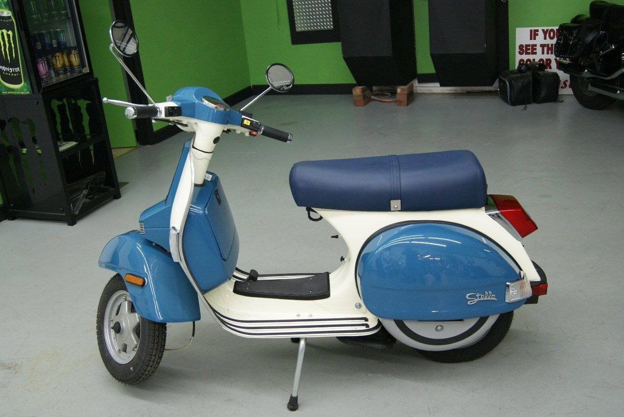 2013 Genuine Scooter Company STELLA, motorcycle listing
