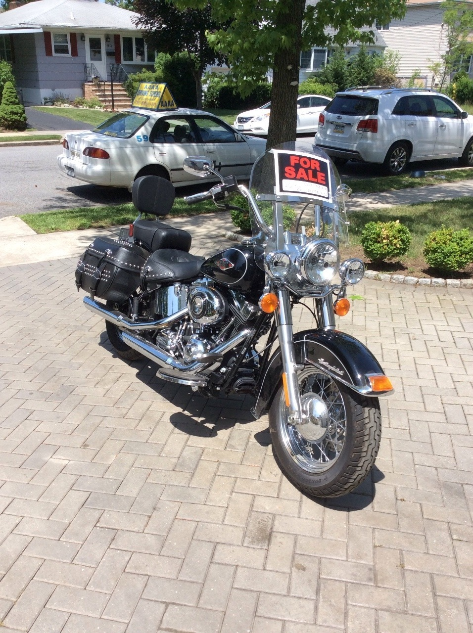 2013 Harley-Davidson Heritage Softail CLASSIC, motorcycle listing