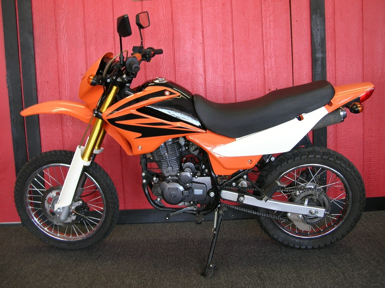 2014 Bash 250 ENDURO, motorcycle listing